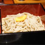 飯豊権現蕎麦 桐屋 - 会津のかおり