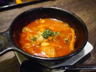 エロうま野菜と肉バル カンビーフ 新宿歌舞伎町店 - 十勝のトリッパ