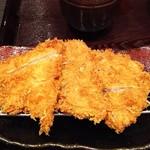 Tonkatsuhamakatsu - ロースとヒレカツの定食