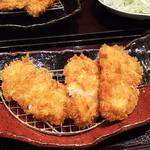 Tonkatsuhamakatsu - チキンカツ定食