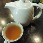 アジアンバル フロッグス - お茶