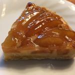 洋菓子工房 ケーキ屋 shimizu - アップルシナモンタルト  380円
