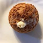 洋菓子工房 ケーキ屋 shimizu - 頑固おやじのシュークリーム  180円