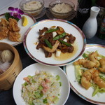 龍鳳 - 料理写真:ファミリーコース