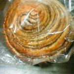 7291577 - チョコくるくるパン(開封前/110円)