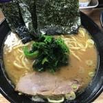 72910236 - 醤油豚骨ラーメン