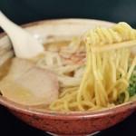 札幌ラーメン 八雲 - 料理写真:【熟成濃厚味噌】 5種類の味噌を合わせた八雲の真骨頂となる芳醇かつ濃厚な味噌ラーメン