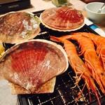 海鮮市場 AOHAMA 田町店 -