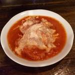 煮込み ナカミヤ - ハチノストマトソース