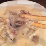 煮込み ナカミヤ - 牛すじ