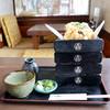 瑞穂豊月 - 料理写真:名物天せいろ3段