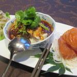 スーツァンレストラン 陳 - 本日の前菜三種盛り