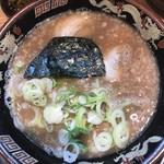 宮崎とんこつラーメン 風来軒 - 料理写真:ハーフラーメン500円