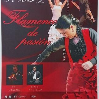 9月25日!!フラメンコショー開催!