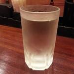 わすれん棒 - 日本酒冷一合通常不明
