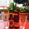 バグース・バー - ドリンク写真:ハワイで人気のコナビール、タヒチでおなじみのヒナノビールはじめました!