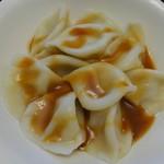 台湾茶 深泉 - 水餃子