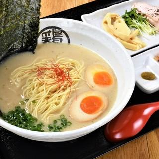 愛知で人気急上昇中の鶏白湯ラーメン専門店!!