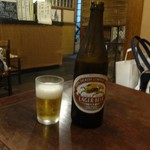 田なかや - 中瓶ビール
