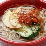 レーン焼肉ミスズ - 盛岡風冷麺¥680
