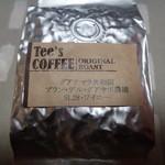 ティーズコーヒー - 「グァテマラ共和国プラン・デル・クアヤホ農園 SL29・ワイニー」