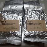 ティーズコーヒー - 2種類