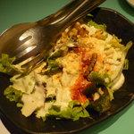TOFU'S DINING LOUNGE - シーザーサラダ680円。