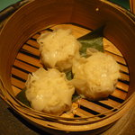 TOFU'S DINING LOUNGE - 豆腐しゅうまい580円。