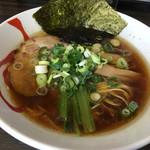 らぁめん 風和梨 - 料理写真:醤油ラーメン