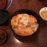 72925786 - 上親子丼(1,300円)
