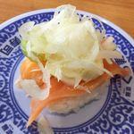 無添くら寿司 - サーモンマヨ