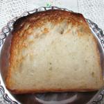 ベーカリーバカンス - バカンスな食パン:トースト