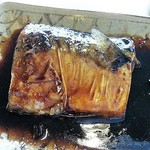 越前屋 - 鯖煮付け 350円
