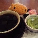 7293555 - 珈琲と抹茶ソフト