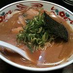 紀州和歌山らーめん あじゅち屋 - 中華麺 源味(@650円)