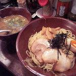 紀州和歌山らーめん あじゅち屋 - つけ麺(@700円)