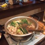 もつ鍋 みやわき - 食べ飲み放題で4500円