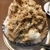 倉式珈琲 - 料理写真:珈琲専門店のかき氷