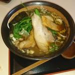 らー麺 天心 - ぶいこつ醤油(2017.9)