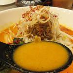 らーめん雷蔵  - マイルド&クリーミーな担々麺がお好きな方には、かなりオススメです。