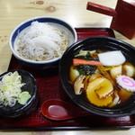 野村屋 - 料理写真:佐野名物セット1100円