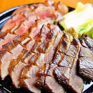 仙台名物牛タンをはじめ、様々な東北の料理もお楽しみ頂けます!