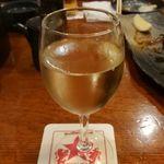 銀座ライオン 安具楽 - 白ワイン