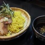 JIN - ざるらーめん720円柚子風味