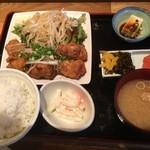 飯や 銀次郎 - 博多ばりうま揚げ