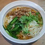 刀削麺園 - 特製刀削麺