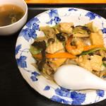 とみくら - 料理写真:中華飯