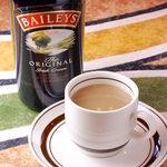 エバーグリーンカフェ - ベイリーズコーヒー