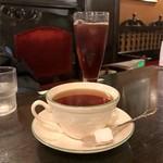 フランソア喫茶室 - アップルティー(フォション)