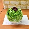 柿の葉ずし 平宗 - 料理写真:大和茶金時氷